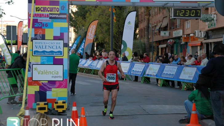 XXV Media Maratón Ciudad de Moncada
