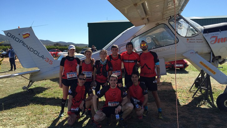 IV Trail Requena El Rebollar 2016