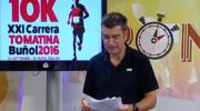 La XXI Carrera Tomatina Buñol 2016 en Mediterráneo TV