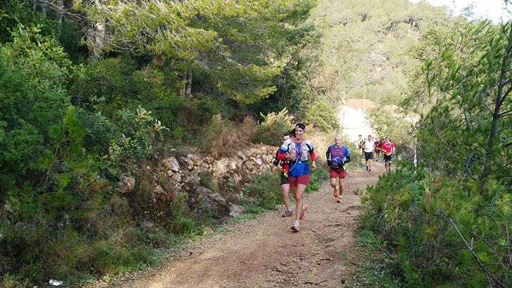 XII Media Maratón de Montaña Sierra de Oltà