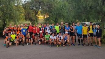 Entrenamiento oficial nº1  IV Trail de Buñol