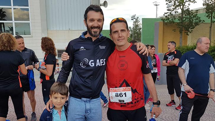 IX Carrera Solidaria L'Eliana contra el cáncer