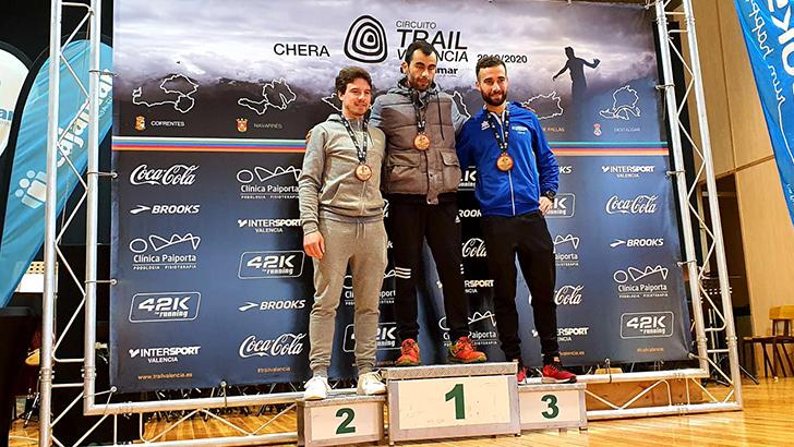 XI Trail Chera-Ropé