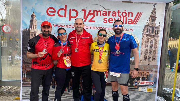 EDP 1/2 Maratón Sevilla