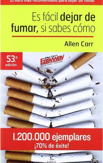Es fácil dejar de fumar si sabes cómo
