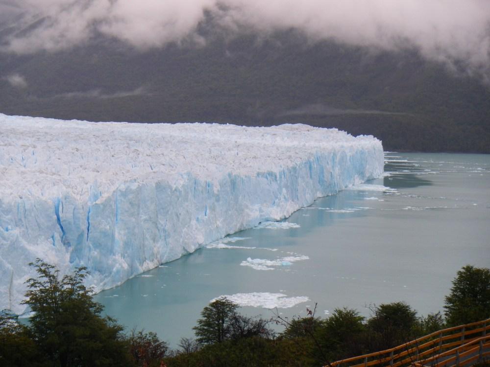 Glaciar Perito Moreno, El Calafate e ... gelo. (2/6)