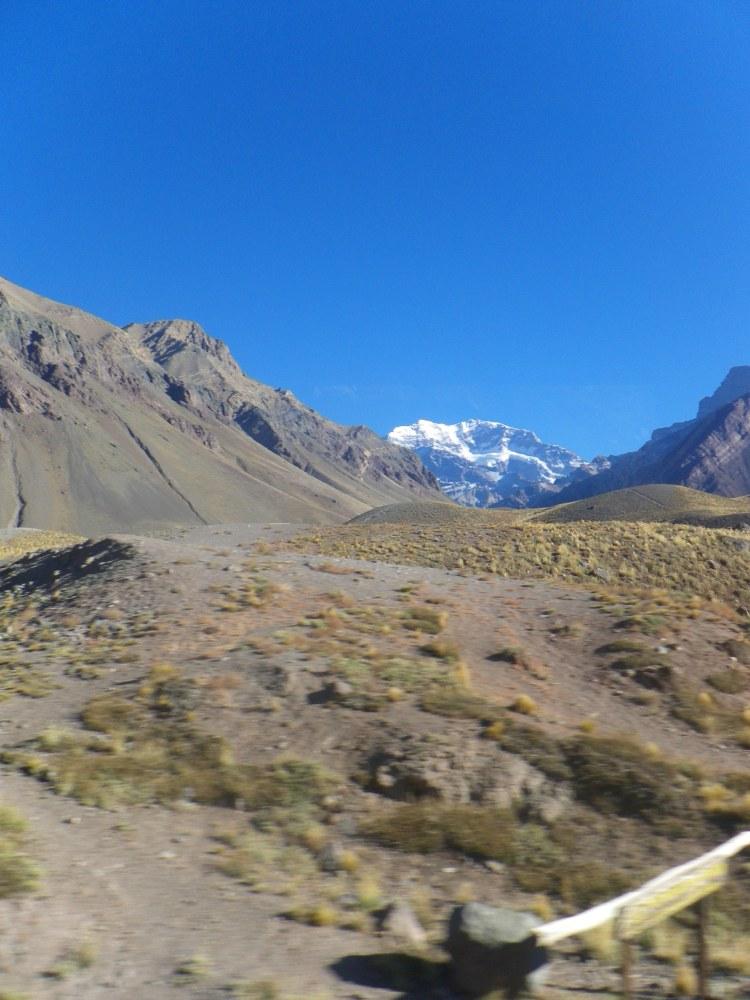 Hola Santiago, Hola Chile... (1/6)