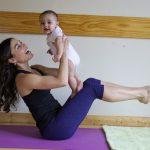 Quando deve reinicar os treinos após o parto?