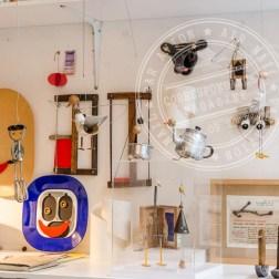 Atelier do artista brasileiro Júlio Villani em Paris