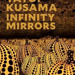 Yayoi Kusama capa do livro lançado pela Prestel Publishing