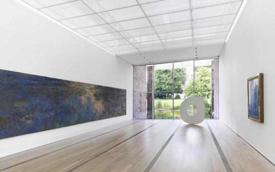 Monet na Suiça