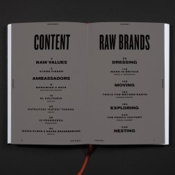 Raw Bible - 101 Raw Brands