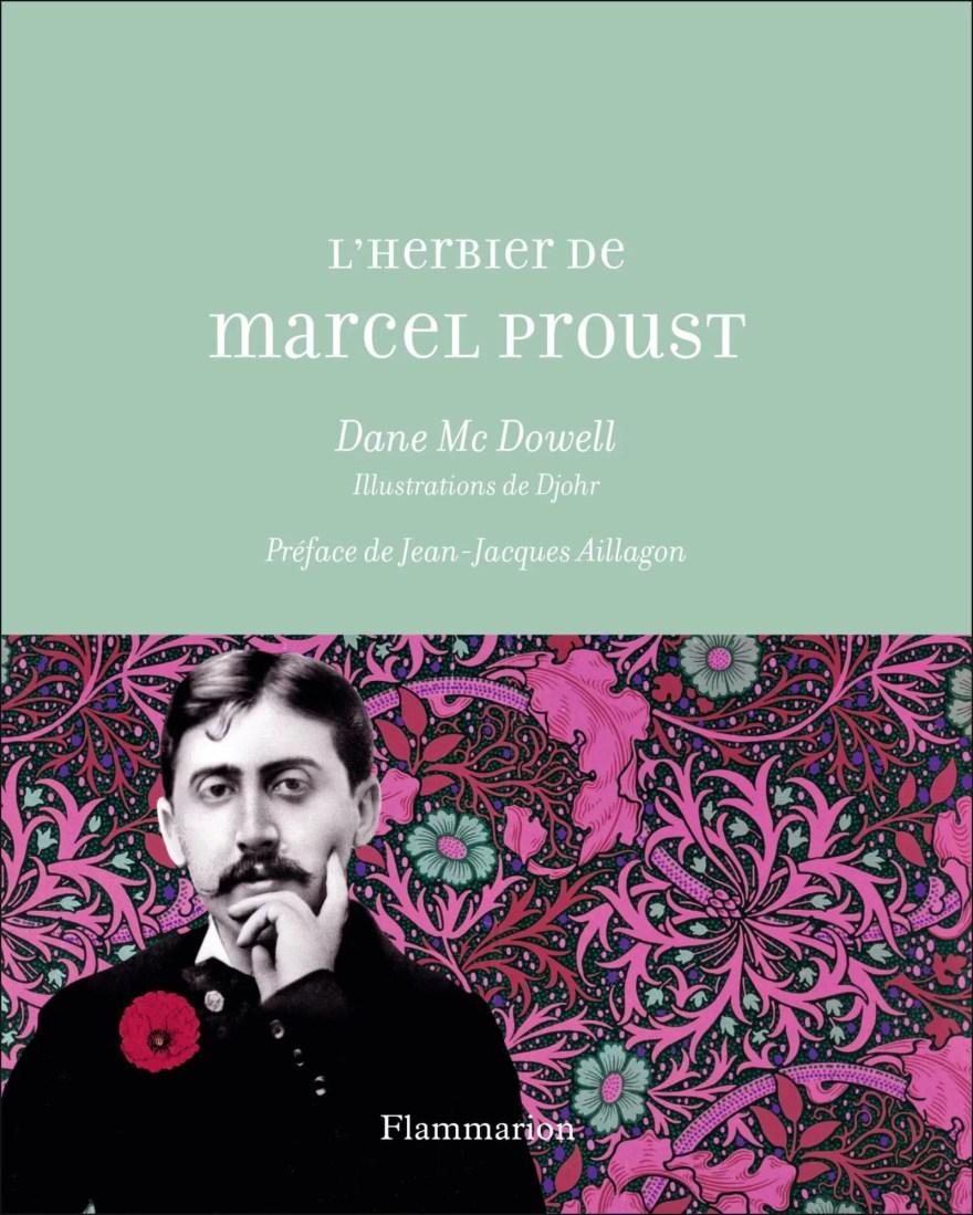 O herbário de Marcel Proust