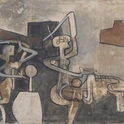 """""""As Terras"""", de Roberto Matta"""