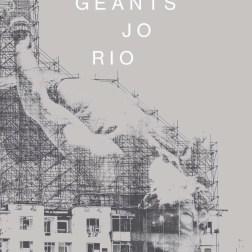 """JR - Géants - JO RIO"", publicado pela editora Actes Sud"