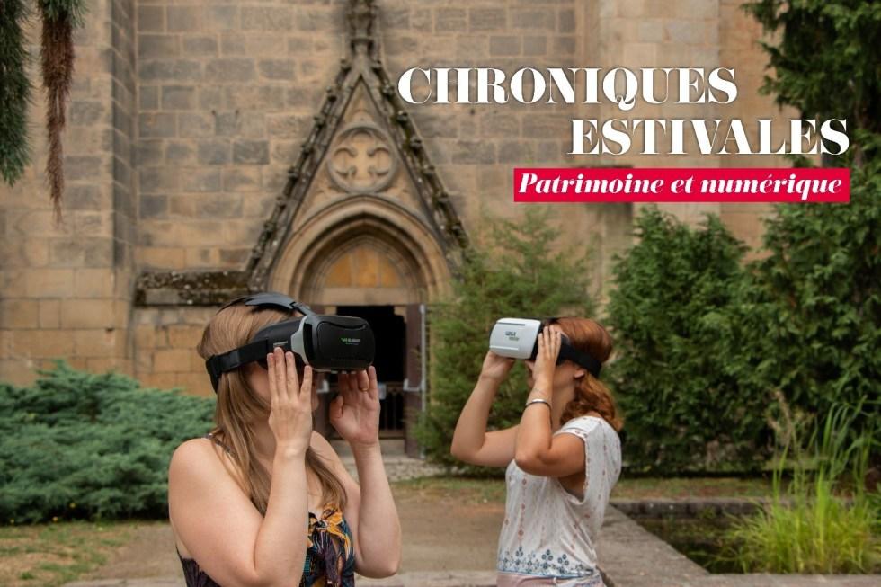 Usages et pratiques numériques muséales et patrimoniales : l'exemple inspirant de la Nouvelle-Aquitaine.