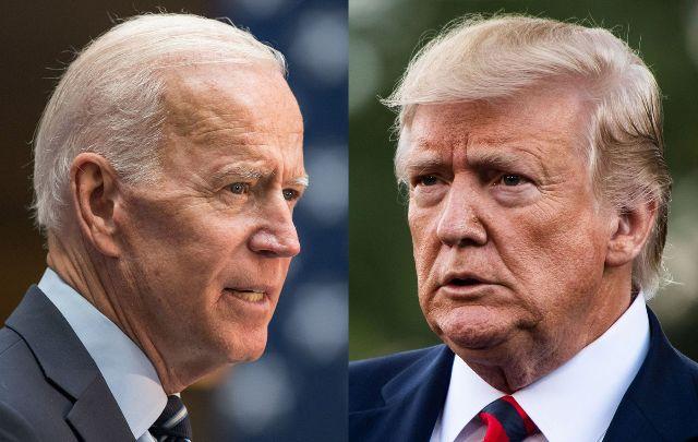 Joe Biden and Donald Trump Source: Bloomberg/Bloomberg
