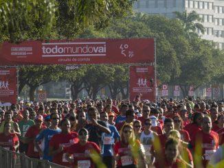 Largada do Circuito Todo Mundo Vai no Rio de Janeiro