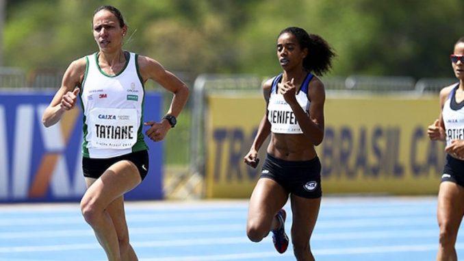 Tatiane, Jenifer e Tatiele conquistaram o pódio dos 5.000m do Troféu Brasil de Atletismo 2018