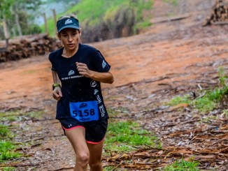 Mirlene Picin vence etapa da Copa Paulista de Corridas de Montanha em São José dos Campos. (Ney Evangelista/Divulgação)