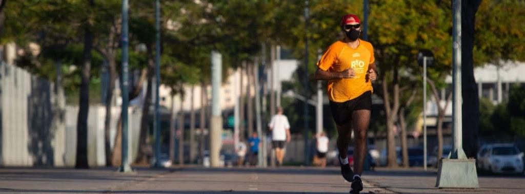 Últimos dias de inscrição para a Maratona do Rio Virtual. (Divulgação)