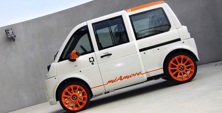 MiAmore veicolo elettrico