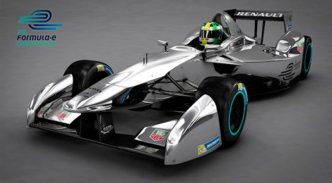 Renault Formula E