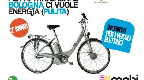 Incentivi Pedalata assistita Bologna