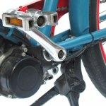 Bicicapace cargo bike con motore