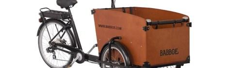 babboe cargo elettrica