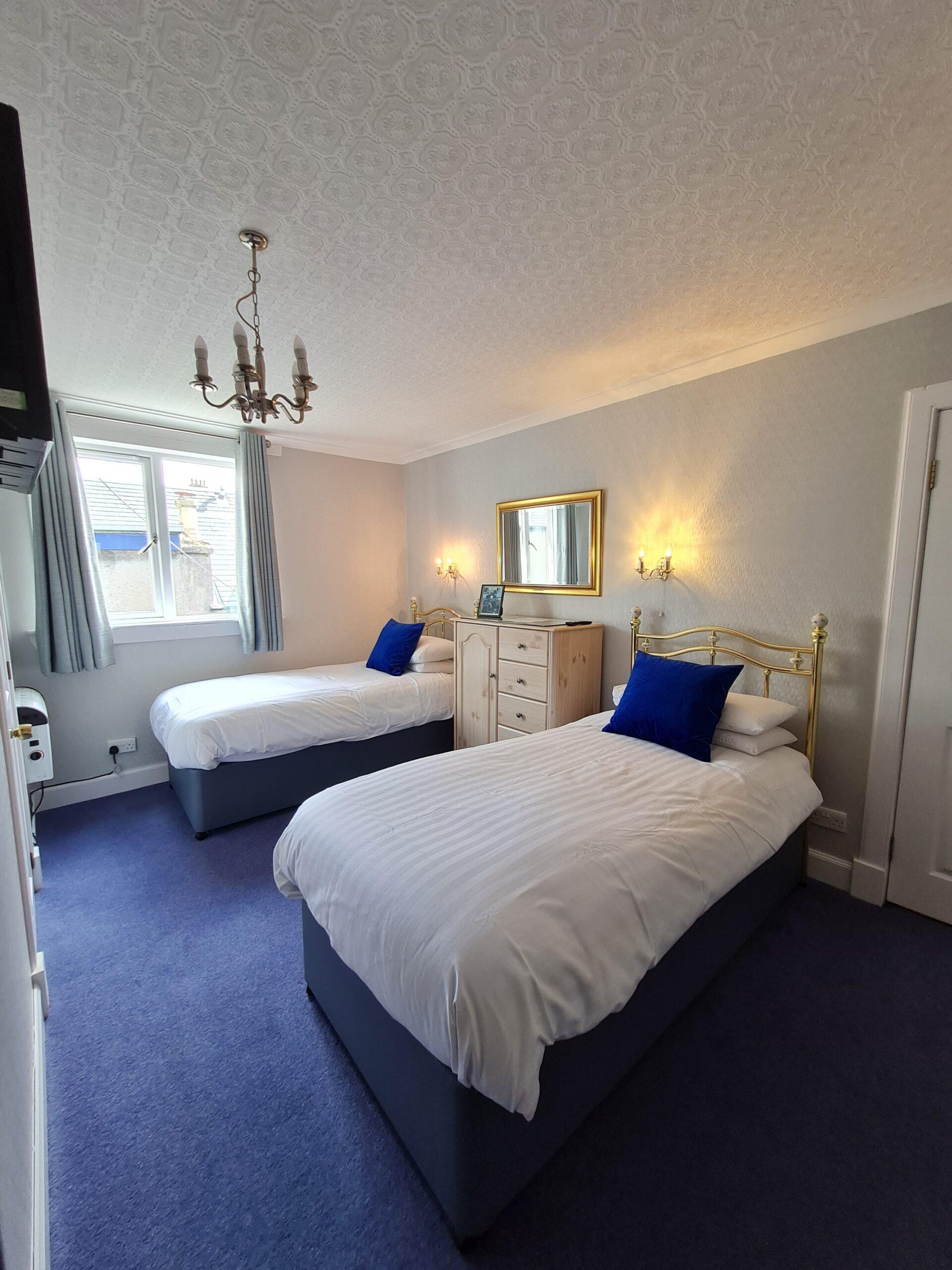 Room 17 Twin room