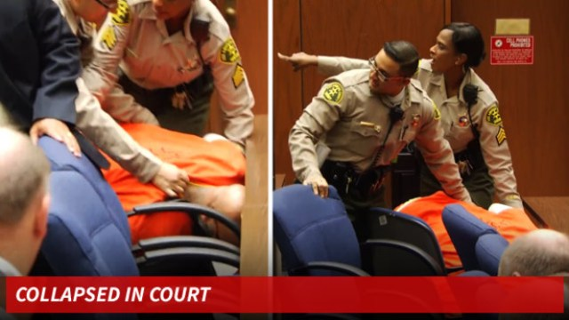 Suge Knight Collapses