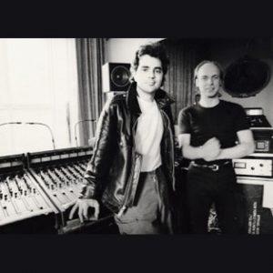 Daniel Lanois and Brian Eno