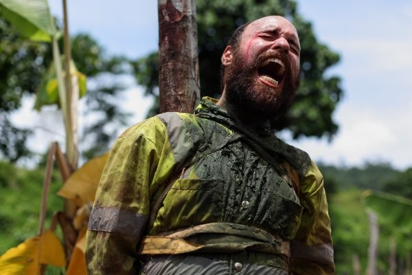THE GREEN INFERNO: MOVIE REVIEW