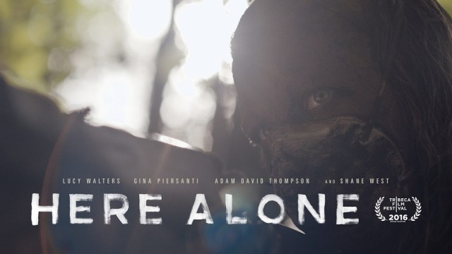 Here Alone Banner