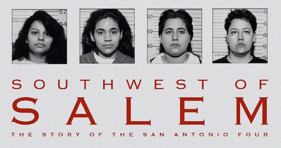 """""""Southwest of Salem the Story of the San Antonio Four"""" on Digital Platforms, Dvd and Blu-ray"""
