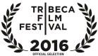 Tribeca Film Festival 2016 Logo