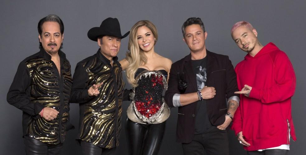 Alejandro Sanz says J Balvin doesn't even sing on La Voz Mexico!