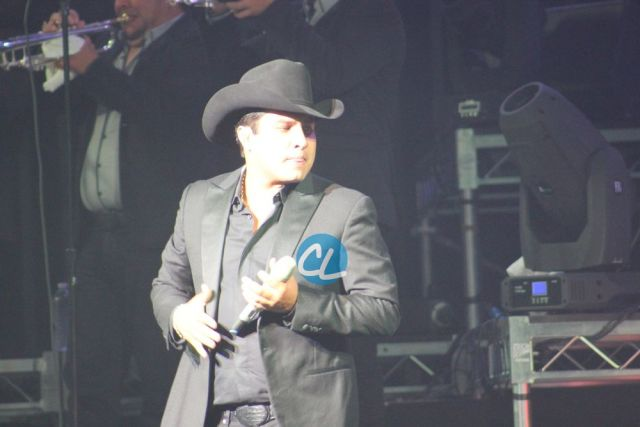 Julion Alvarez en Madison Square Garden 7/30/2016