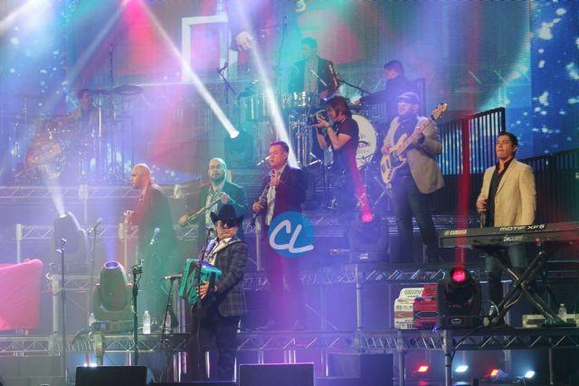 Banda De Julion Alvarez en Madison Square Garden 7/30/2016