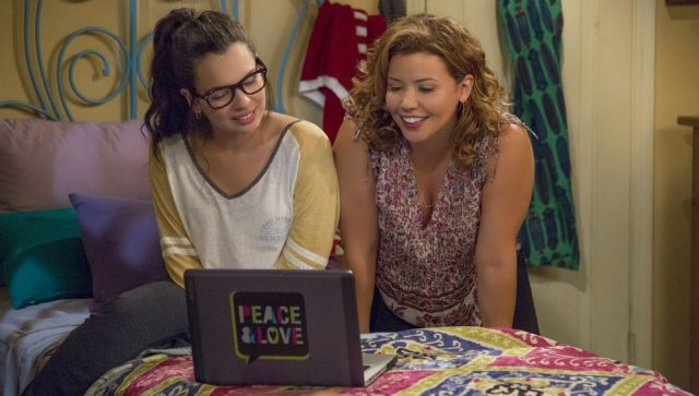 One Day At A Time: Isabella Gomez, Justina Machado