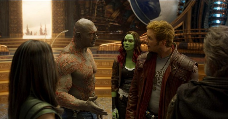 Keeping it in the family | Marvel Studios' GUARDIANS OF THE GALAXY: Vol. 2 – Review