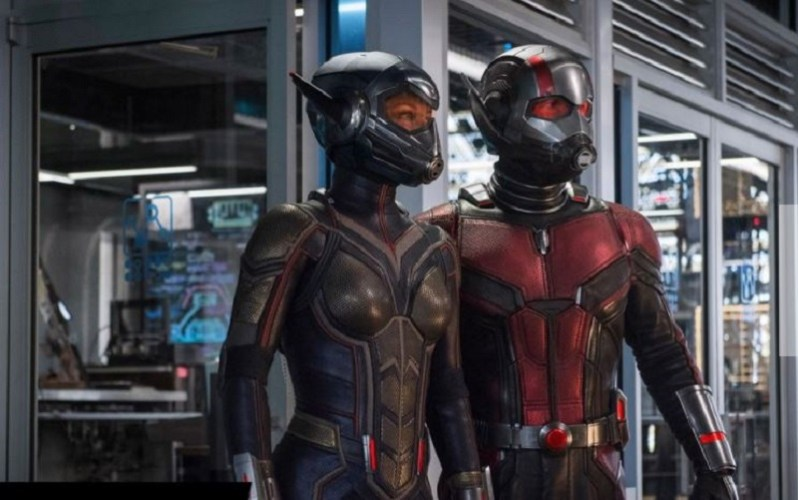 Marvel Studios' ANT-MAN AND THE WASP | Official Trailer