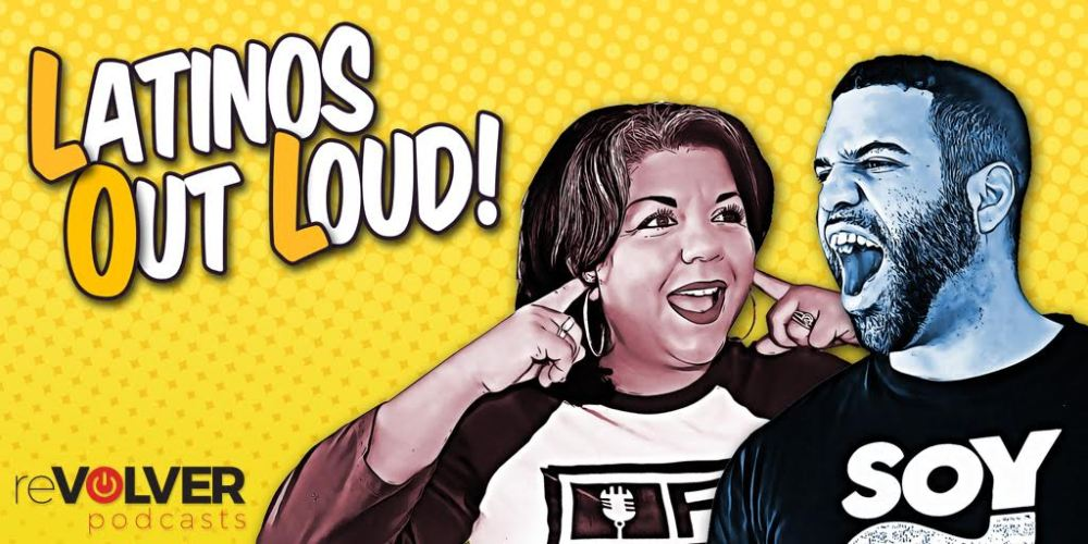 Latinos Out Loud #Podcast – Episode 3 – Chimpin' Ain't Easy