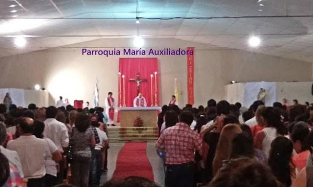 En Bella Vista celebrará la fiesta de María Auxiliadora