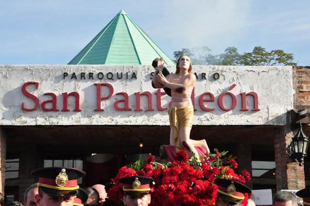 Fiesta Patronal de San Pantaleón