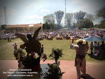 Fiesta Patronal de San Miguel