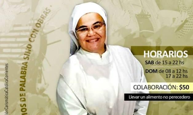 Jornadas de Evangelización junto a la Religiosa Rejane  Rodríguez  Do Santos