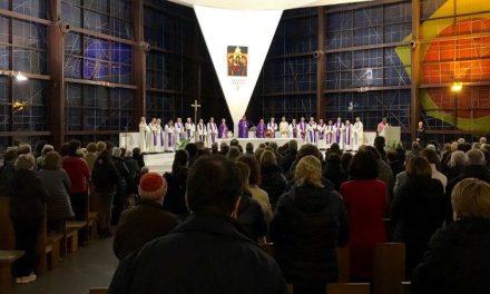 El Santuario del Divino Amor recibe al Papa Francisco