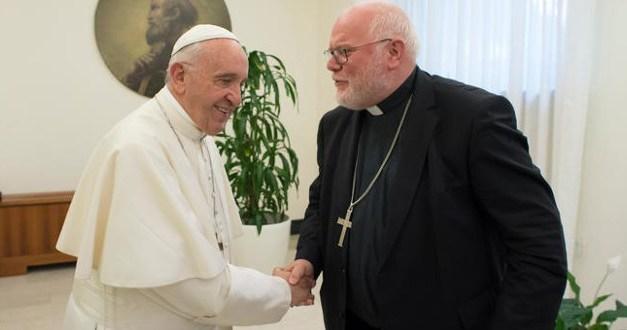 Obispos Alemanes se reunirán con Francisco del posible acceso a la Eucaristía a cónyuges no católicos de matrimonios mixtos pueden acceder a la comunión